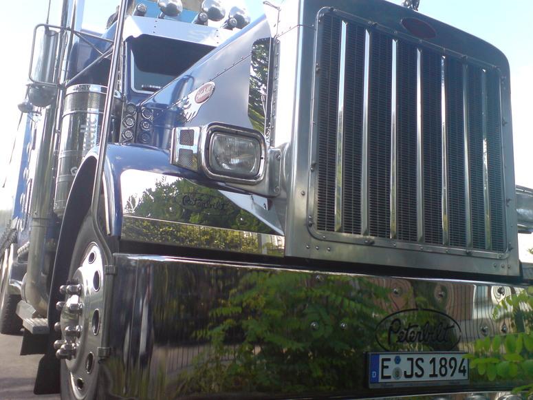 StiftQuelle Truck