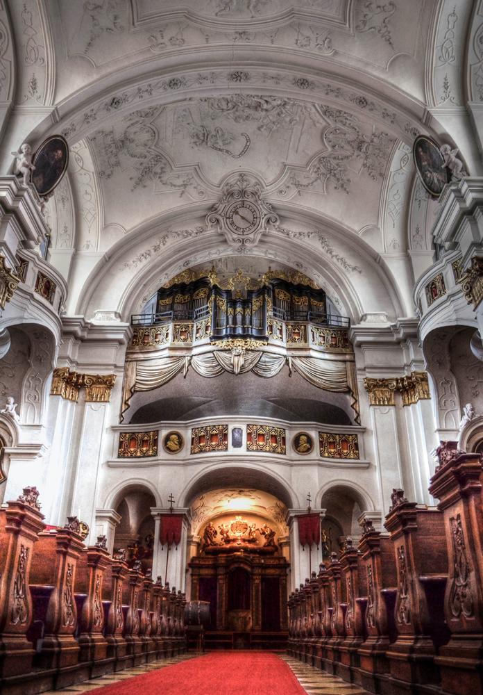 Stiftskirche Dürnstein -2