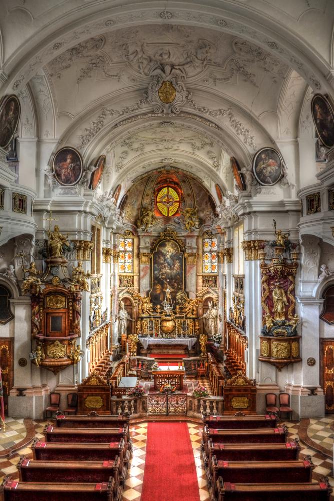 ~ Stiftskirche Dürnstein ~