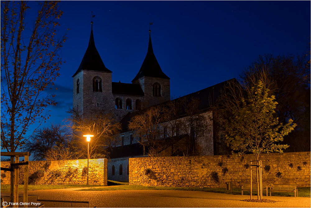 Stiftskirche Frose (2)