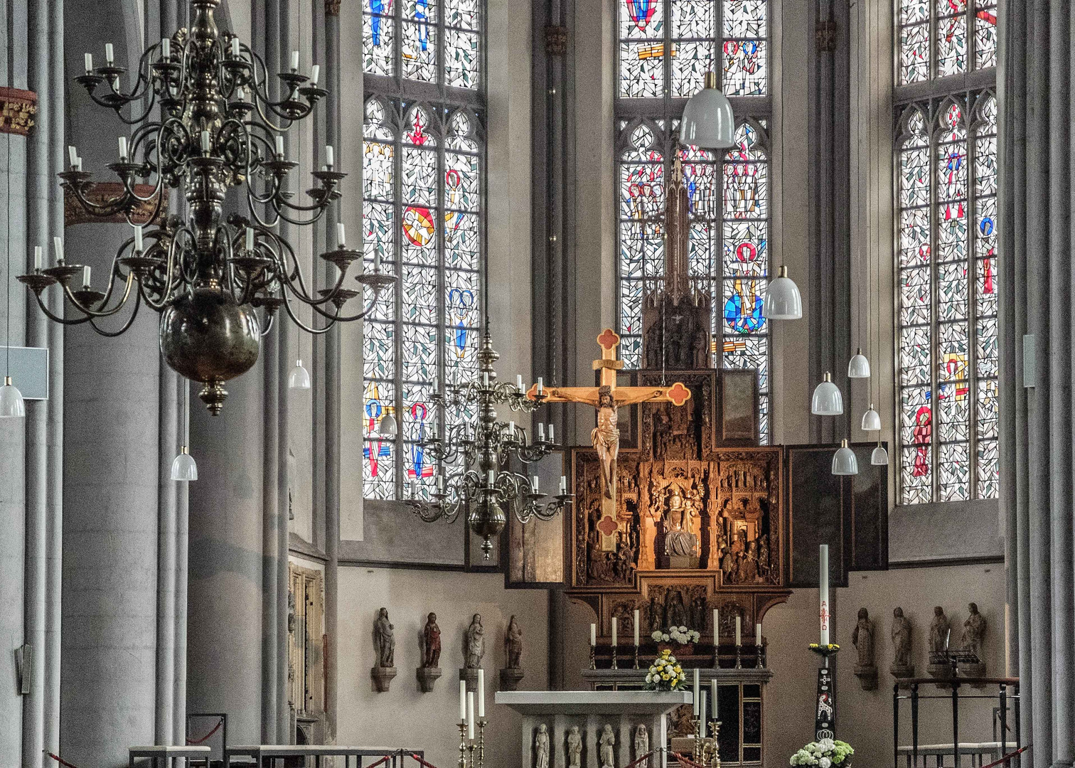 Stiftskirche in Kleve .