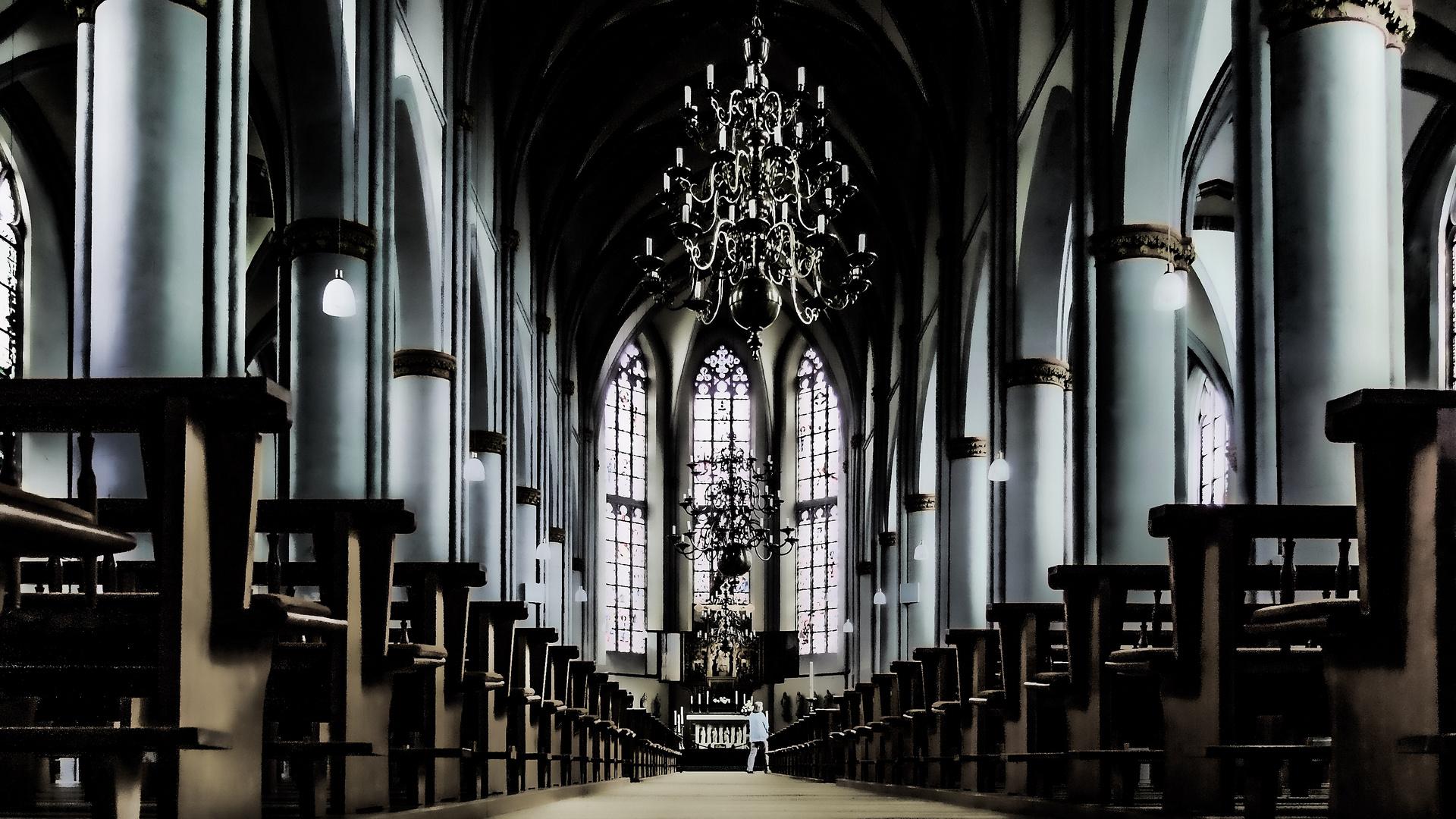 Stiftskirche Kleve.