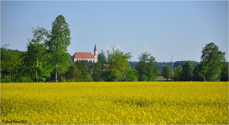 Stiftskirche Ranshofen