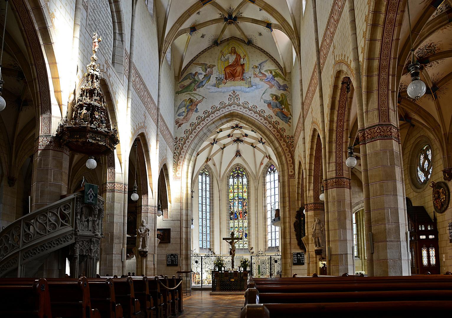 Stiftskirche St. Amandus