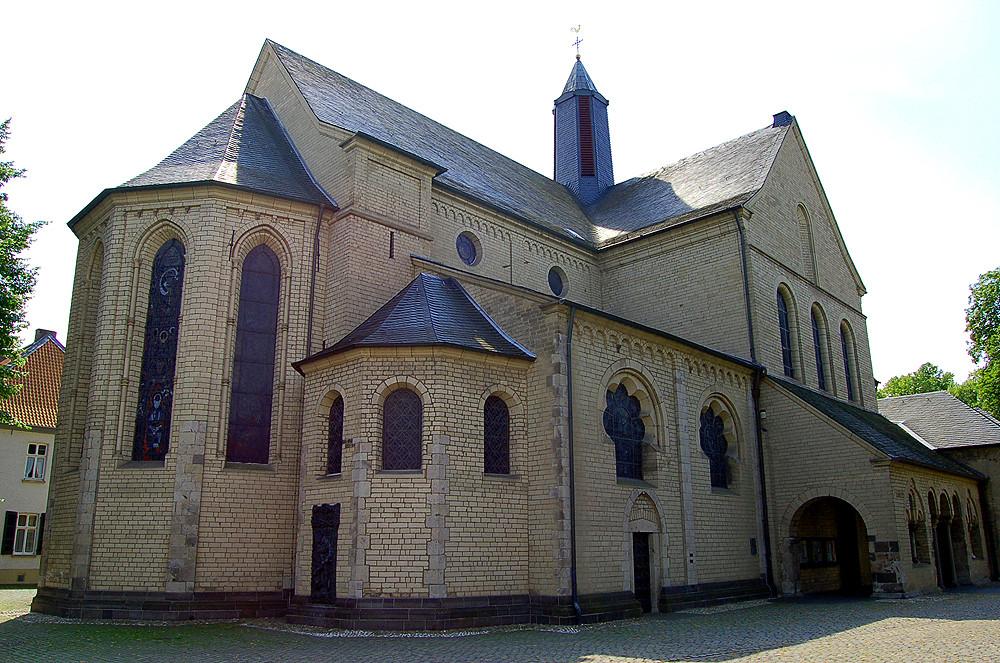 Stiftskirche St. Suitbertus3