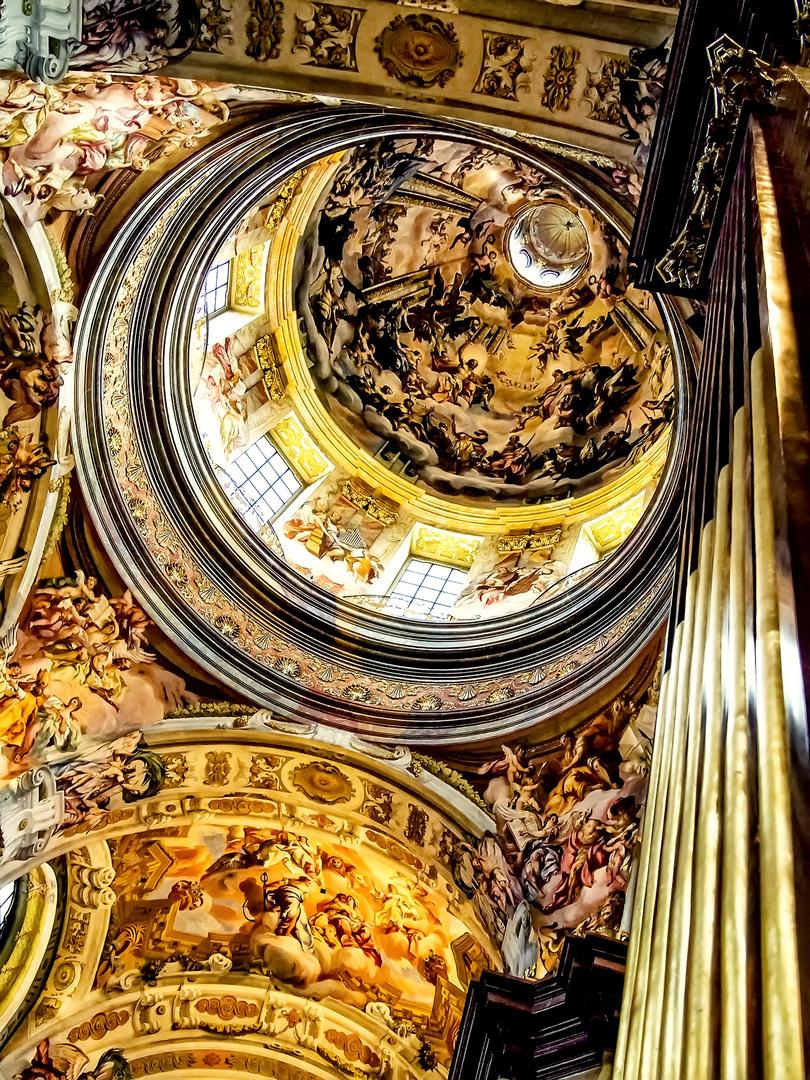 Stiftskirche, Stift Melk