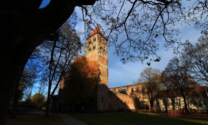 Stiftsruine Bad Hersfeld I