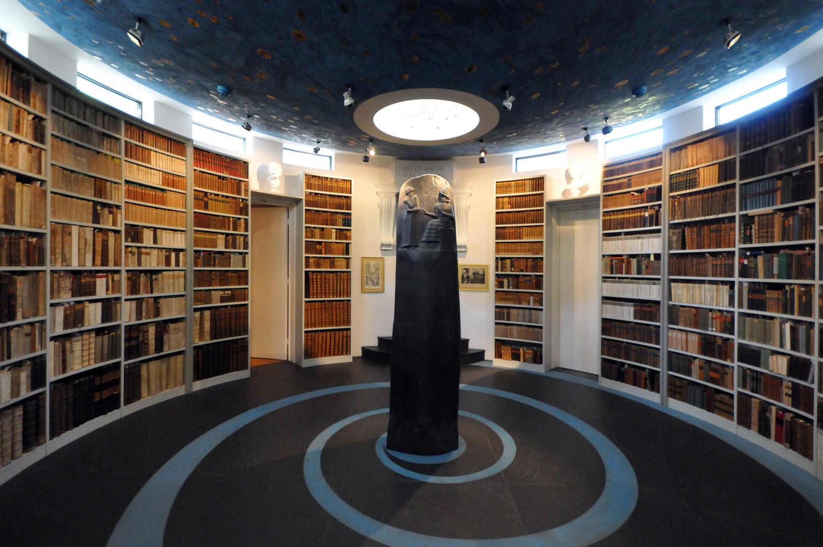Stiftung Bibliothek Werner Oechslin mit Sitz in Einsiedeln