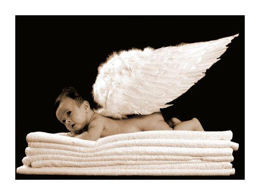still an angel.... ;-D