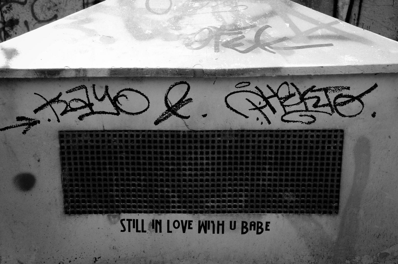 still in love...