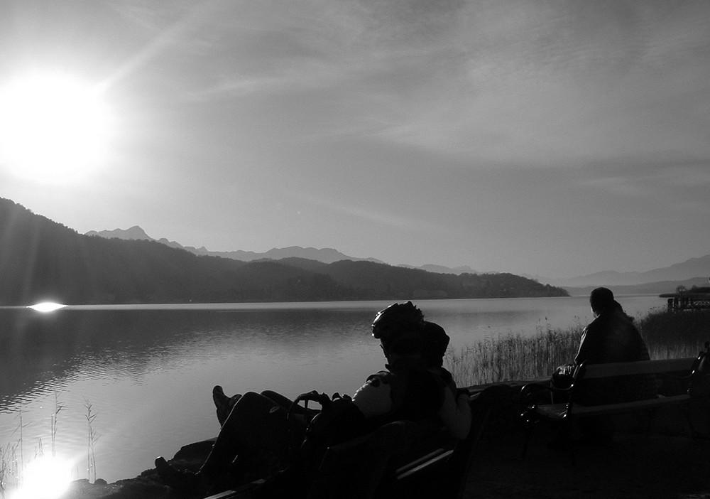 Still liegt der See (sw)