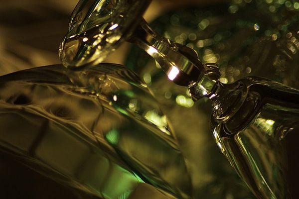 Still Life mit Glas