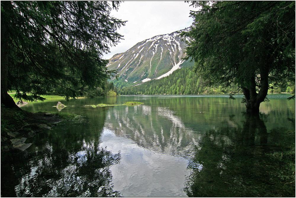 ....still ruht der See...