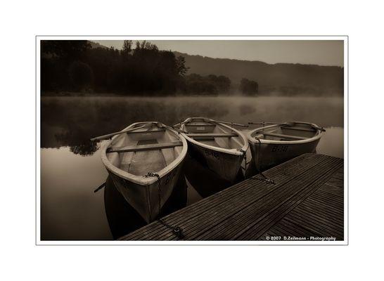 still ruht der See....