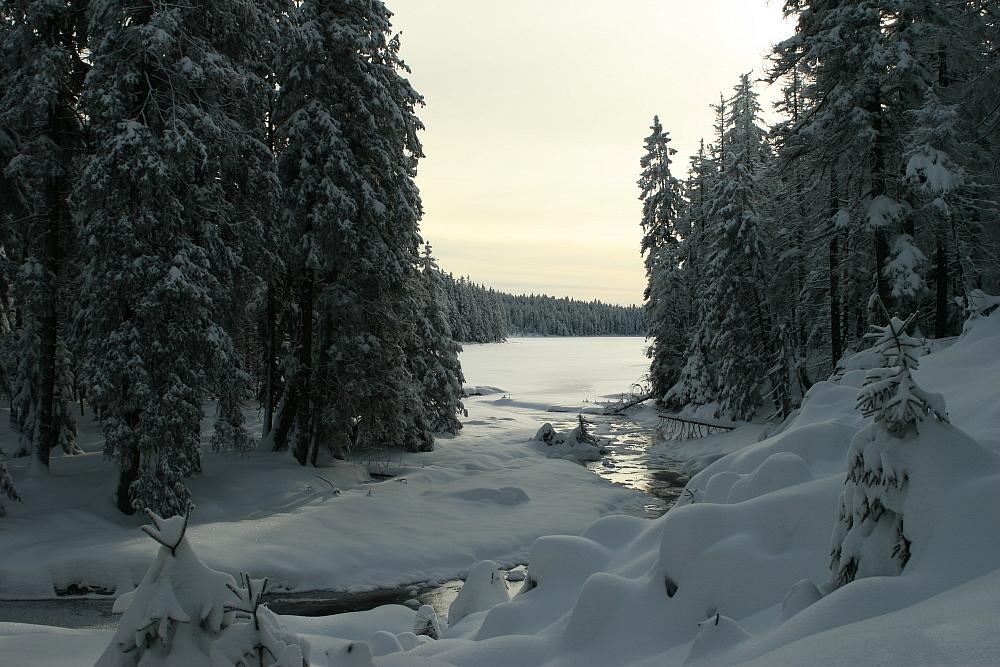 still ruht der See ...