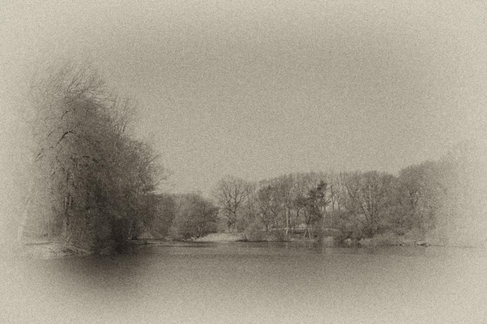 Still ruht der Teich... zu Oma´s Zeiten