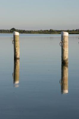 Still ruht die See