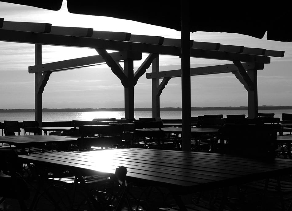Still und stad ruht´s Cafe