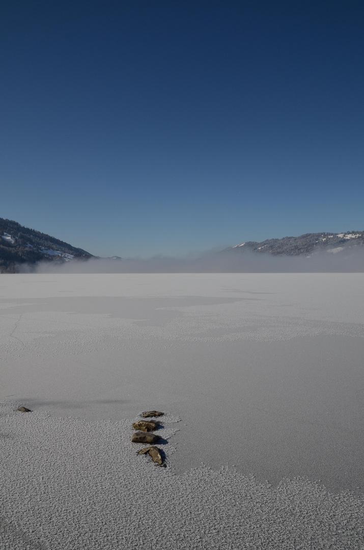 still und starr ruht der See...