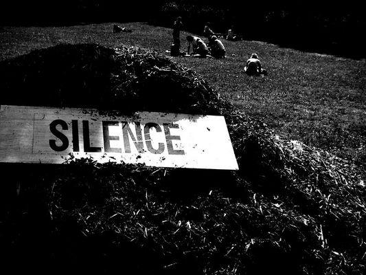 Stille...