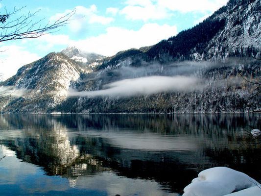 Stille am Königssee