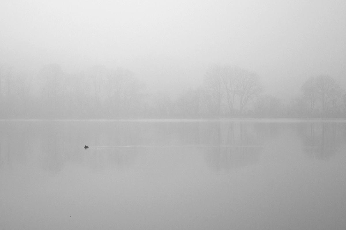 Stille am Morgen