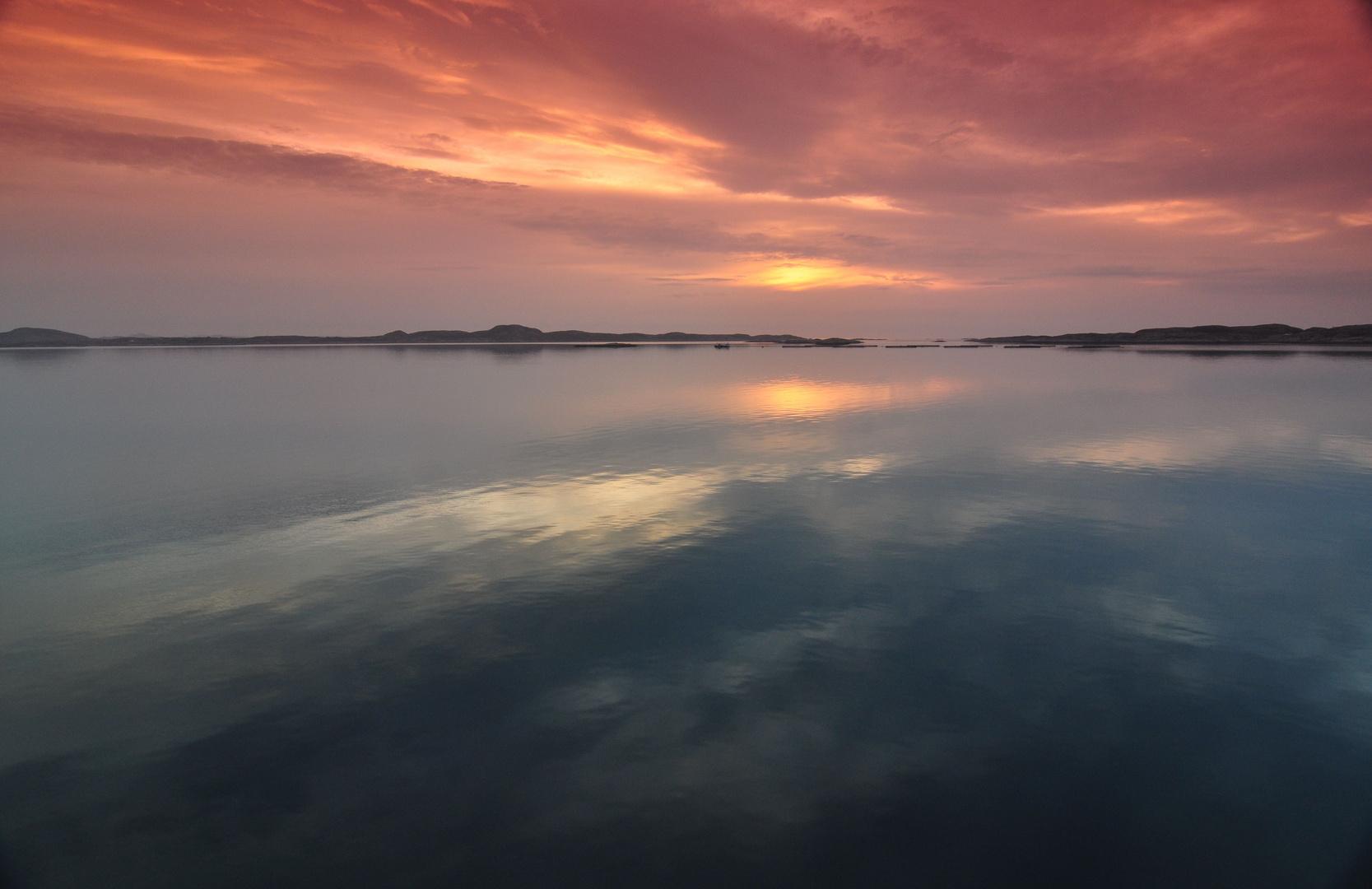 Stille am Nordmeer