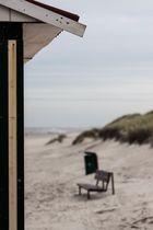 Stille am Strand