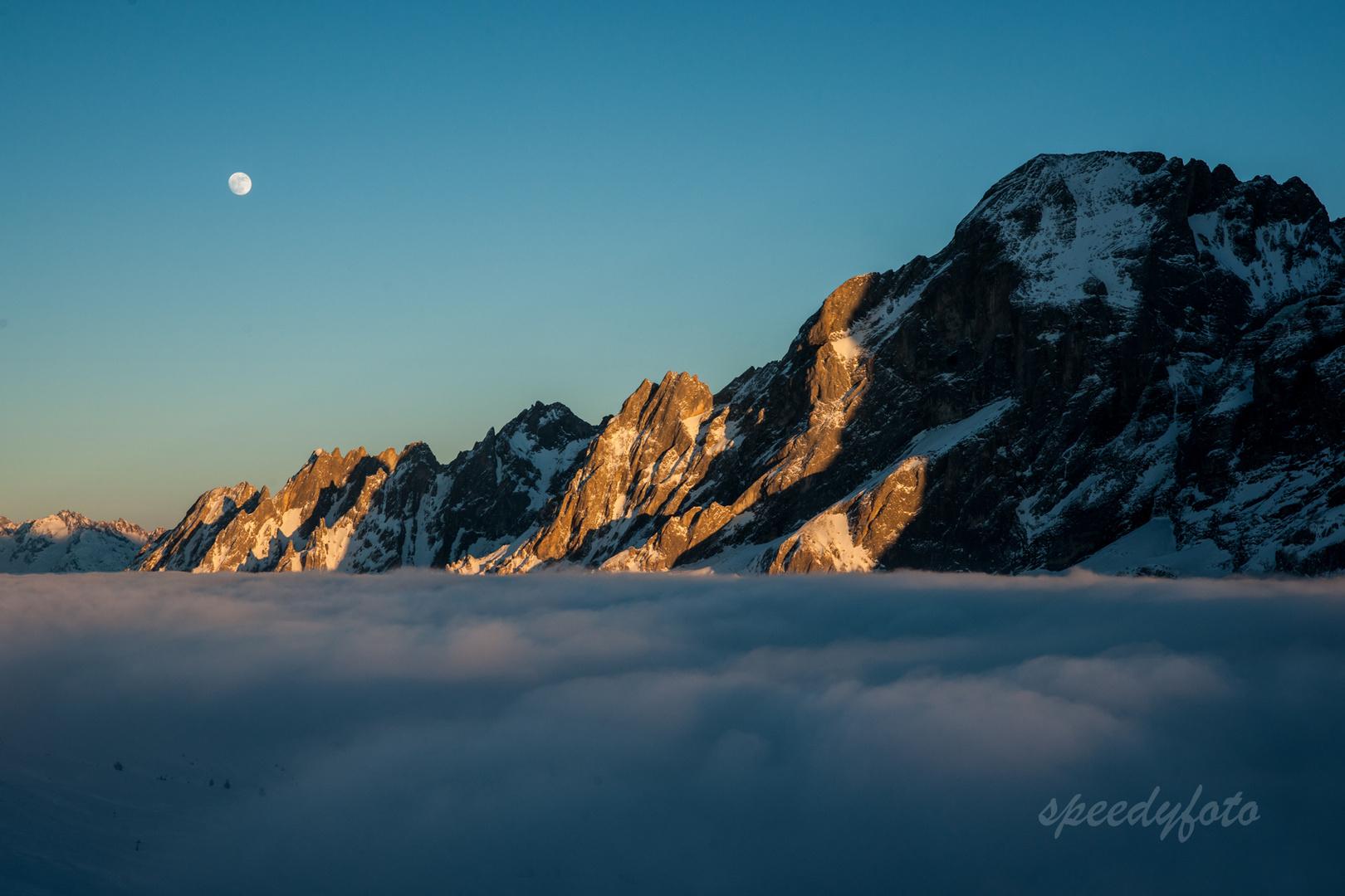 stille Bergwelt...
