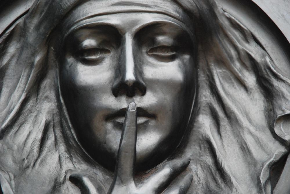 Stille gar nicht laut...