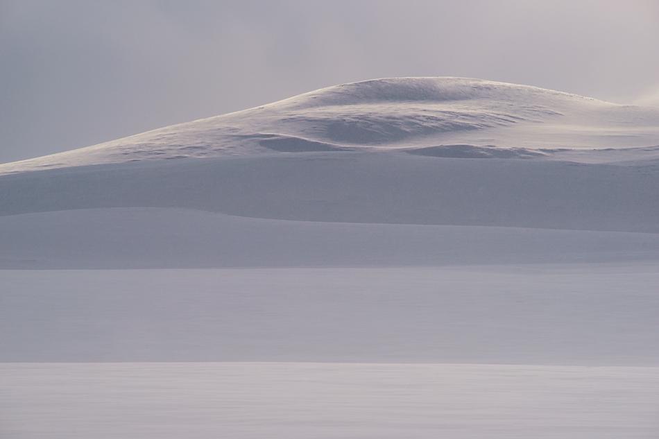 """""""Stille hat einen Namen - Weiss"""" Unterwegs zum Nordkapp im Winter"""