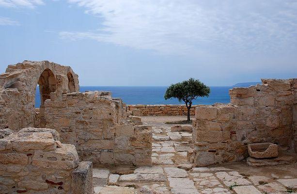 Stille - Kolossi Zypern