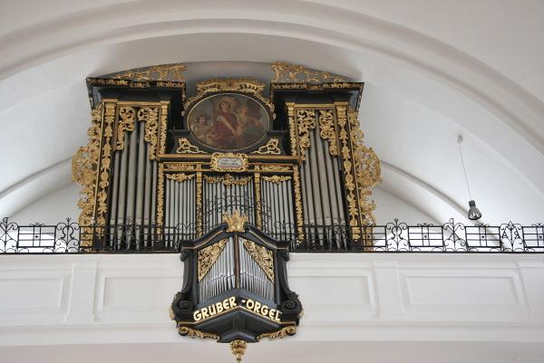 """""""Stille-Nacht"""" - Orgel"""