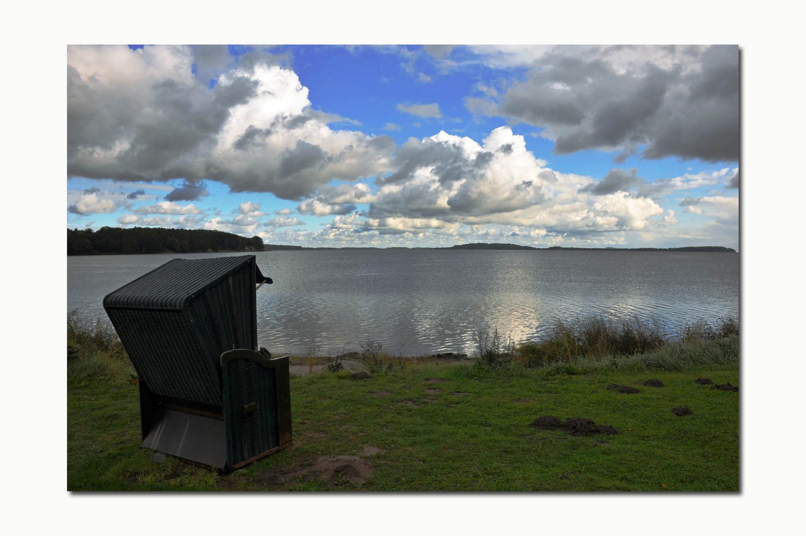 Stille Wasser und ruhige See