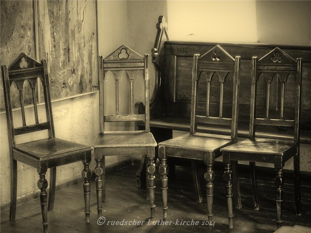 Stilleben in der Luther Kirche 2014