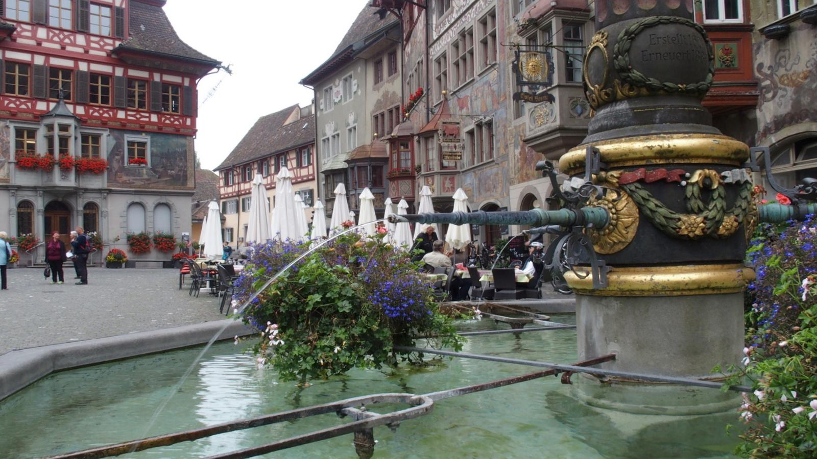 Stilleben in Stein am Rhein