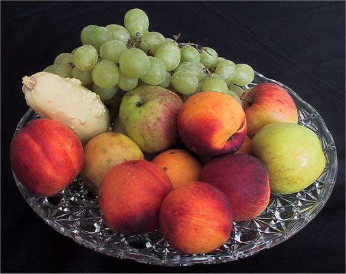 Stilleben mit Obst