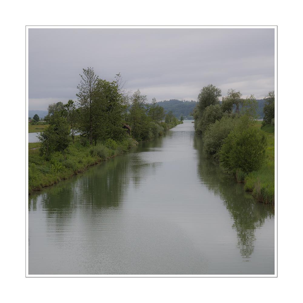 Stiller Wasserweg