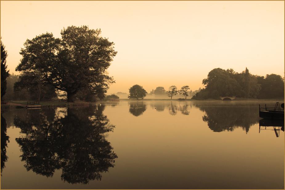 still,ganz still............