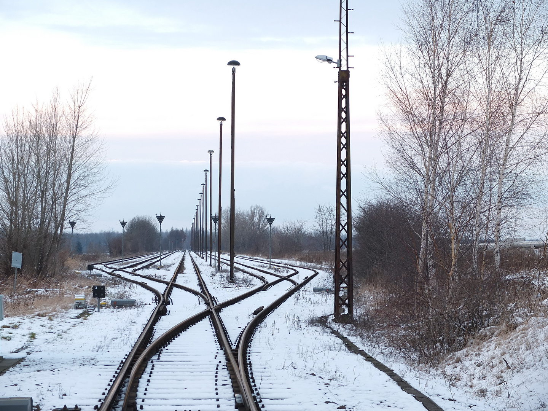 stillgelegt 2013 - Werkbahn Kw Mumsdorf 4