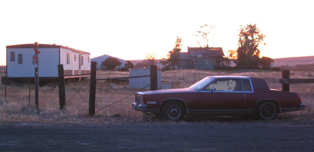 Stillleben mit Cadillac