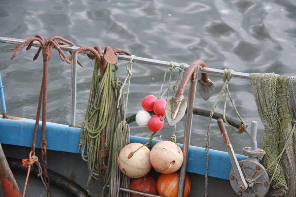 Stillleben zur modernen Fischerromantik