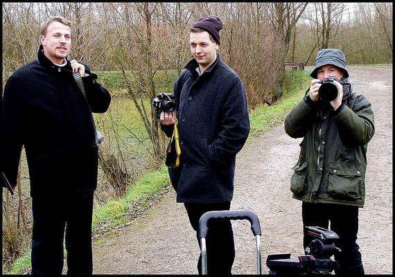 Stillstand der Fotografen. :-) Usertreffen Walsum