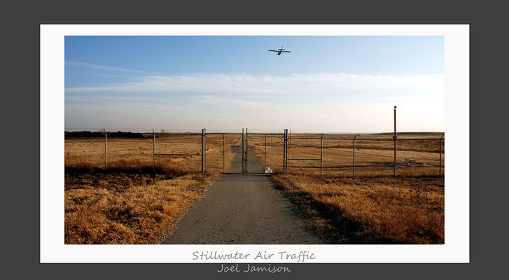 Stillwater Air traffic