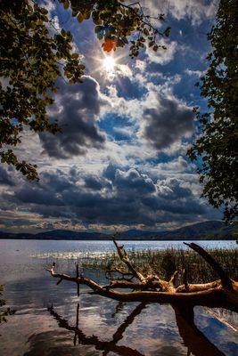 Stimmung am Laacher See