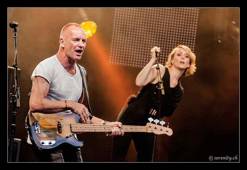 Sting II @ Live at Sunset, Zürich