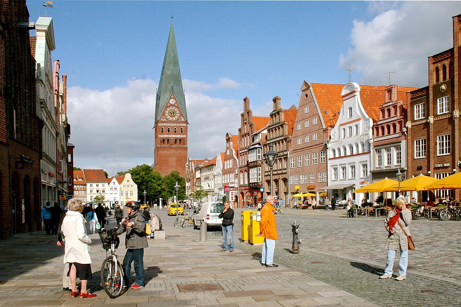 Stippvisite in Lüneburg (3)