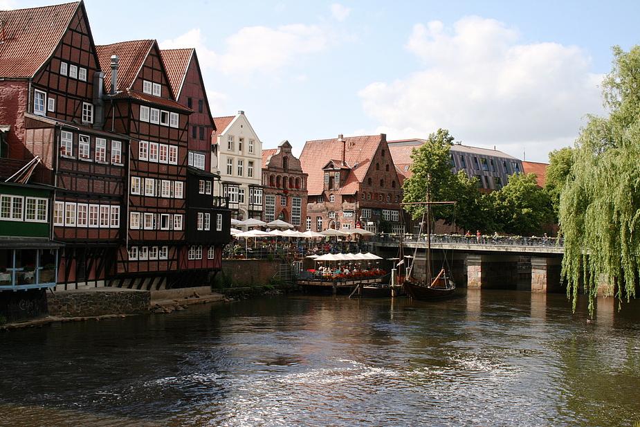 Stippvisite in Lüneburg (4 )