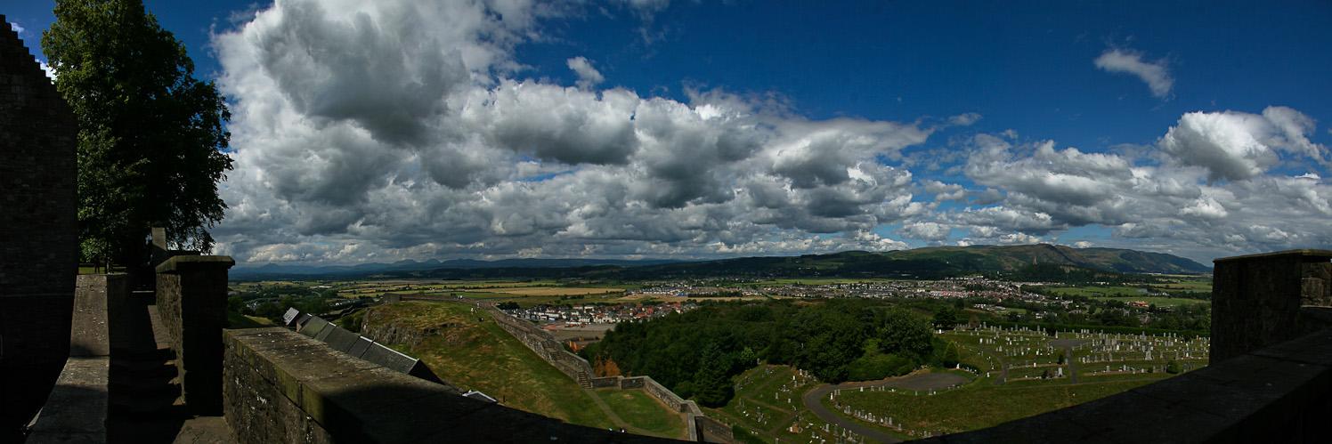 Stirling Castle ...