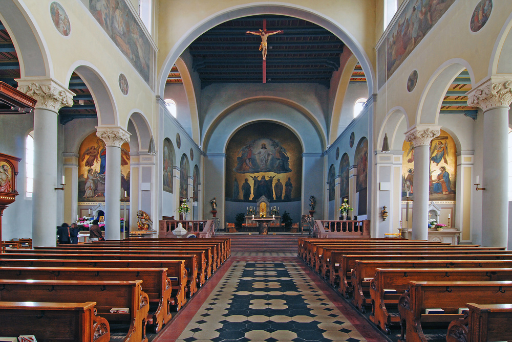 St.Jakob in Friedberg / Bayern